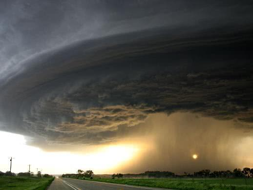 Mơ thấy bão