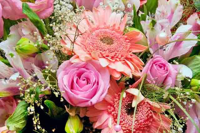 Mơ thấy bó hoa